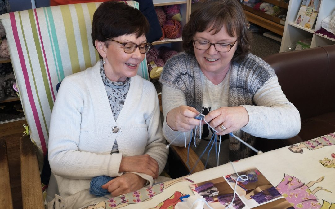 Knit n' Natter Outing to Newcastle