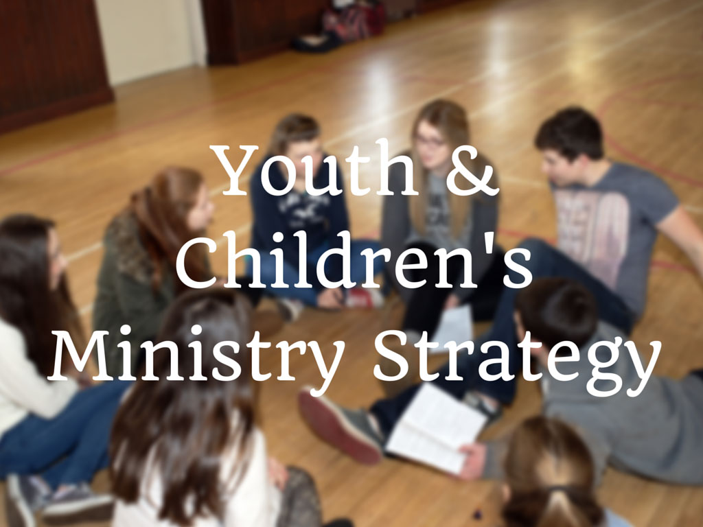 Paul's ministry strategy…