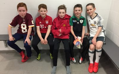 Juniors Football Success