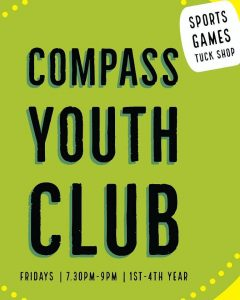 Compass Youth Club @ Guild Hall