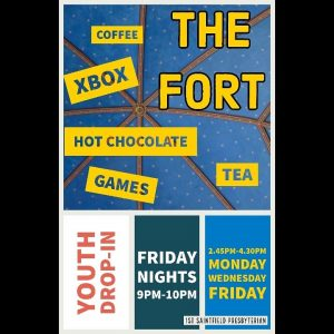 The Fort Drop In