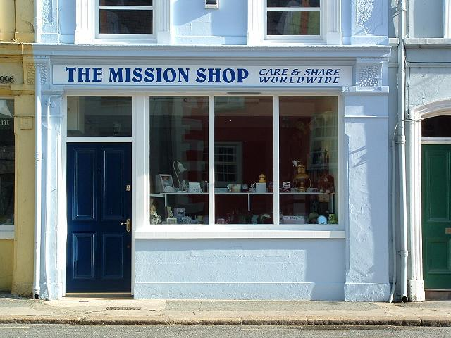 Mission Shop Re-Opening Soon!
